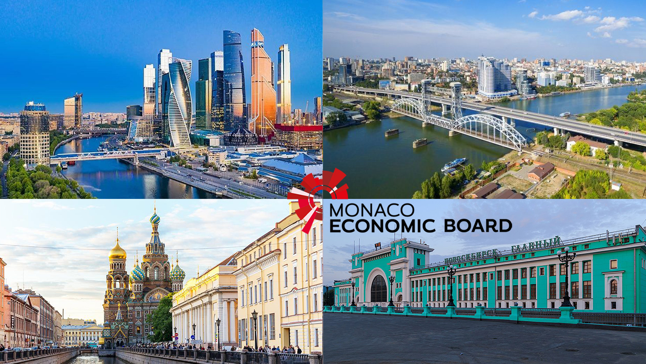 Russia e-Trade Mission a success!