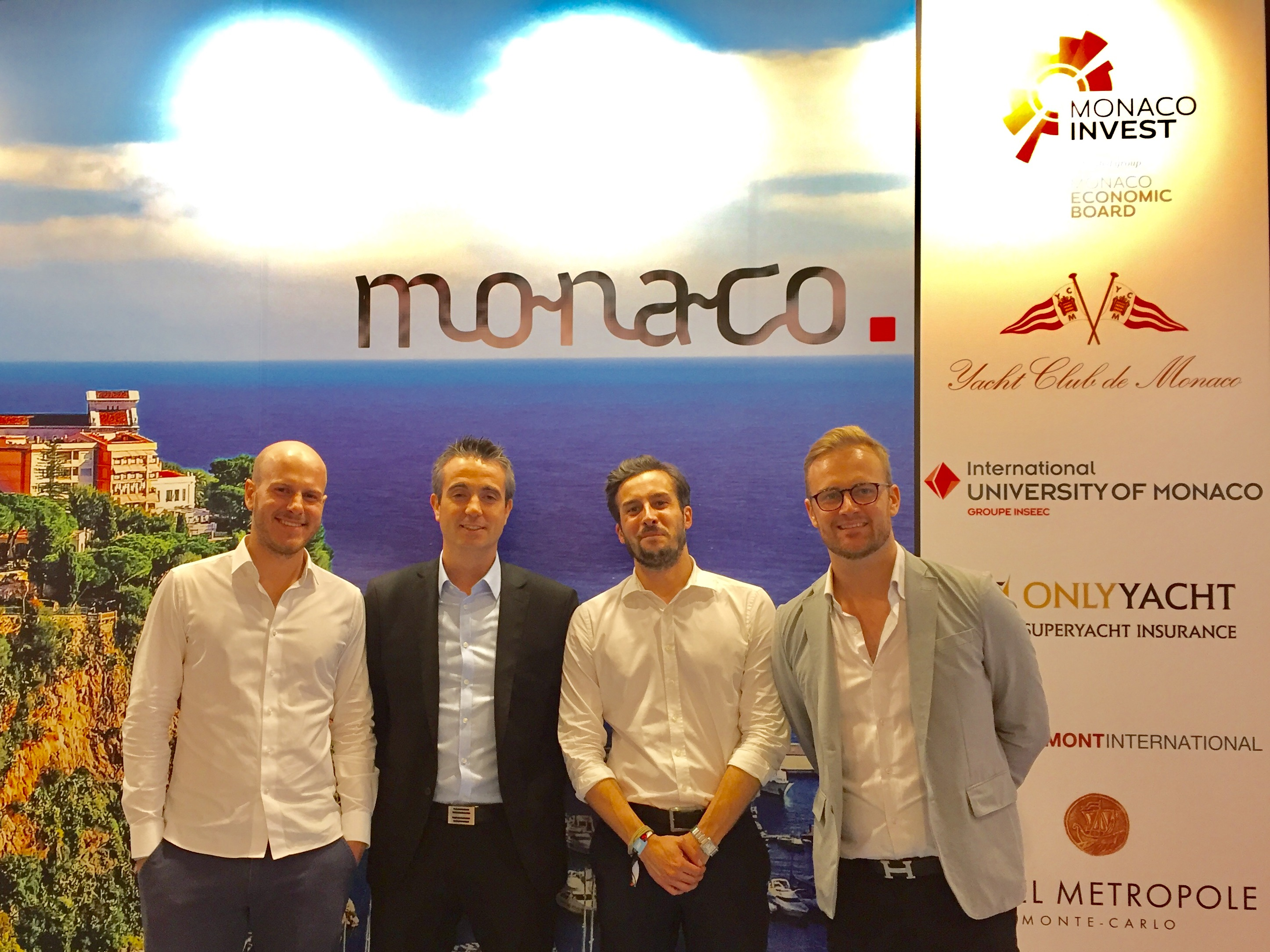 MEB meets Monaco Business Etranger network