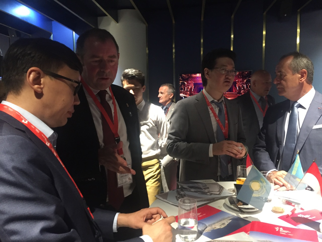 MEB Trade Mission to Astana report