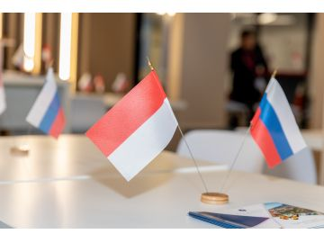 Business Russia delegation hosted in the Principality